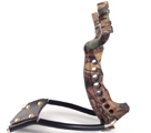 Camouflage Slingshot for Hunting 2/4 Bands accuracy Powerful